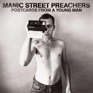 Manic Street Preachers - Postcards From A Young Man - LP