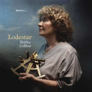 "Shirley Collins - Lodestar - 12"" RECORD"
