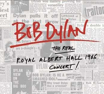 Dylan, Bob - The Real Royal Albert Hall 1966 Concert - LP