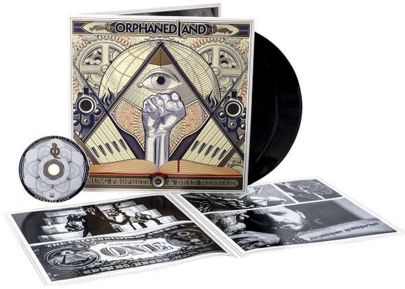 Orphaned Land - Unsung Prophets And Dead Messi - LP