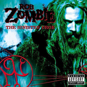 Rob Zombie - The Sinister Urge LP