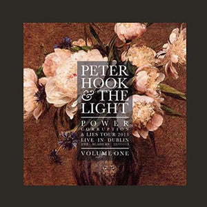 Peter Hook & The Light - Power Corruption And Lies - Live In Dublin Vol 1 LP
