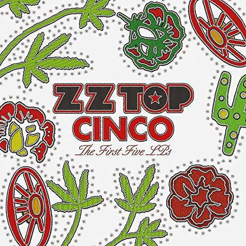 Zz Top - Cinco: The First Five Lps LP