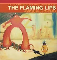 Flaming Lips - Yoshimi Battles The Pink Robots LP