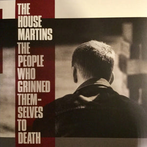 The Housemartins - The People Who Grinned Themselves To Death - 12 INCH RECORD