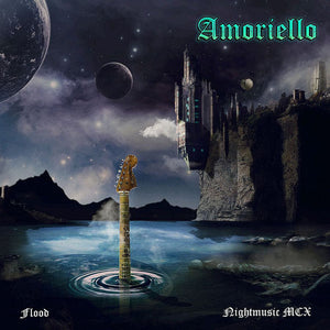Amoriello - Flood/nightmusic Mcx NEW 7""