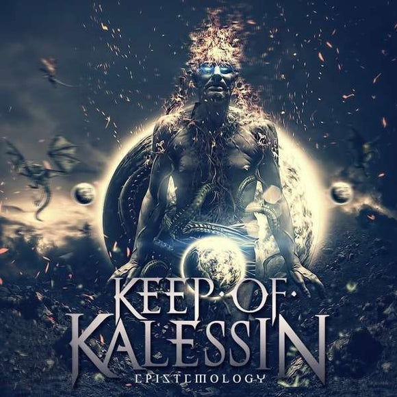 Keep Of Kalessin - Epistemology (clear Vinyl) 2xLP
