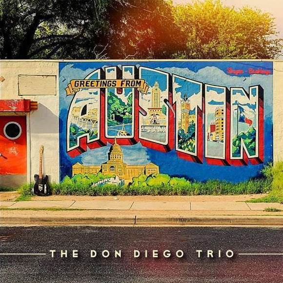 Don Diego Trio The - Greetings From Austin LP