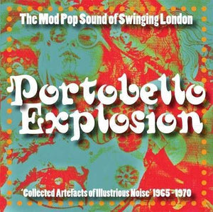 Various Artists - Portobello Explosion (180g Lobster Red Vinyl Hand Nu LP