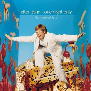 Elton John - One Night Only - The Greatest Hits LP
