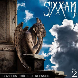 Sixx: A.m. - Prayers For The Blessed LP