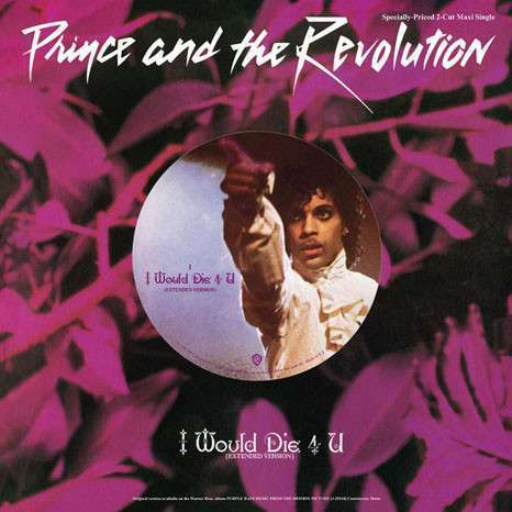 Prince And The Revolution - I Would Die 4 U NEW 12