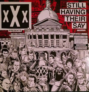 Various Artists - Xxx Presents: Still Having Their Say (exclusive Gree LP