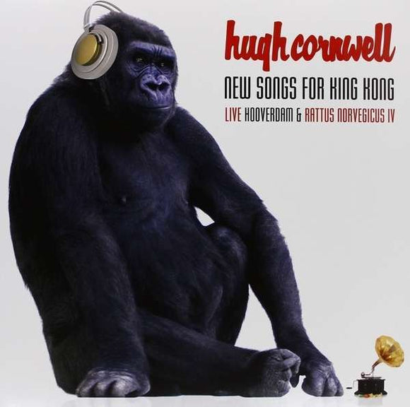 Hugh Cornwell - New Songs For King Kong 2xLP