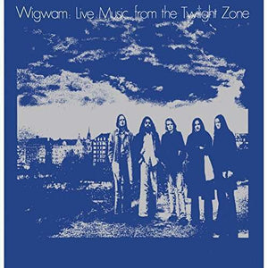 Wigwam - Live Music From The Twilight Zone 2xLP