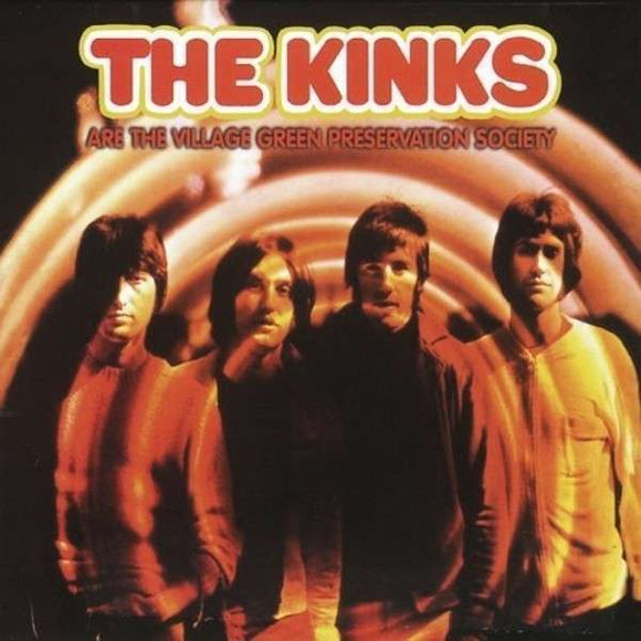 The Kinks - The Kinks Are The Village Green Preservation Society LP