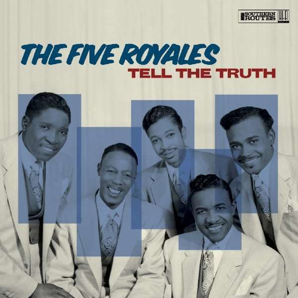 Five Royales The - Tell The Truth LP