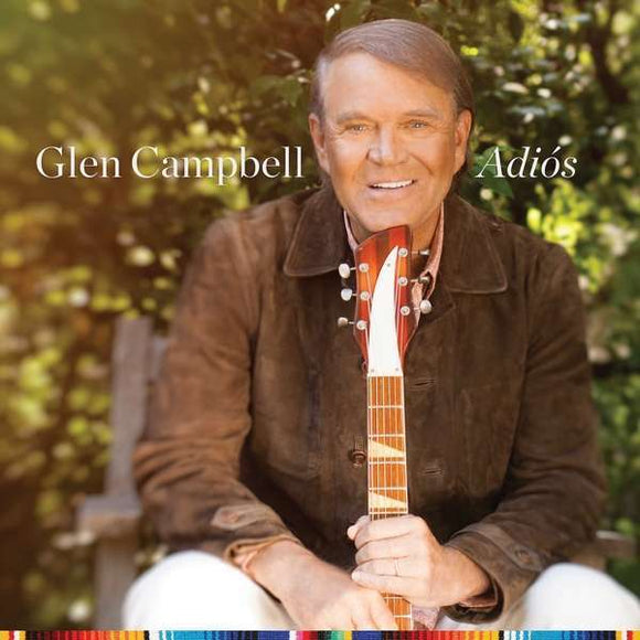 Glen Campbell - Adios LP
