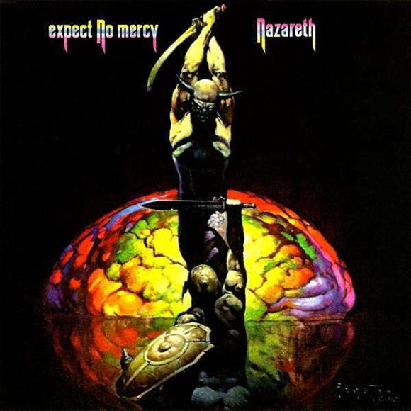 Nazareth - Expect No Mercy LP