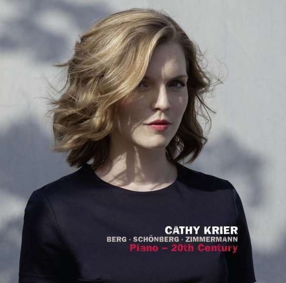 Krier Cathy - Piano 20th Century  (180g Viny LP