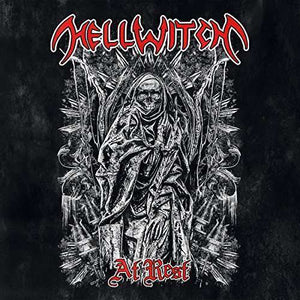 "Hellwitch - At Rest NEW 7"" EP"