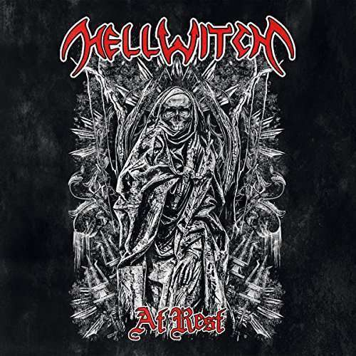 Hellwitch - At Rest NEW 7