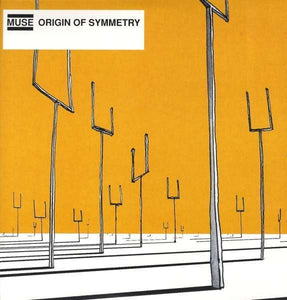 Muse - Origin Of Symmetry LP
