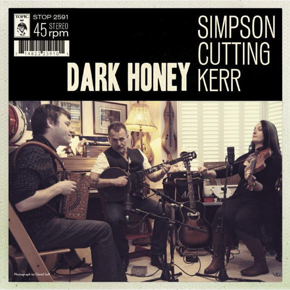 Simpson Cutting Kerr - Dark Honey NEW 7