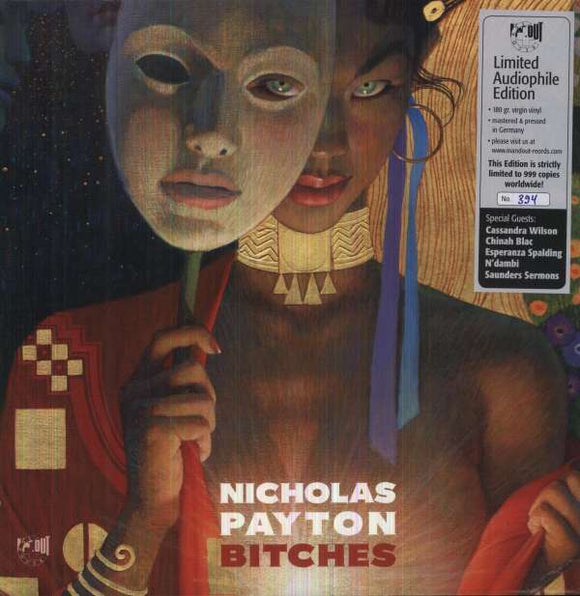 Payton Nicolas - Bitches (180g Vinyl) LP