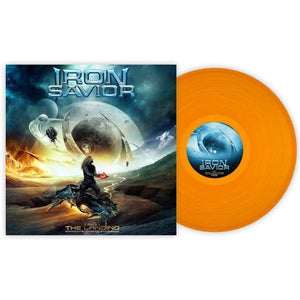 Iron Savior - The Landing (clear Orange Vinyl) LP