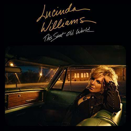 Williams,lucinda - This Sweet Old World LP