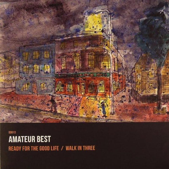 Amateur Best - Ready For The Good Life NEW 7