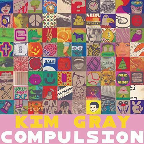 Gray Kim - Compulsion LP