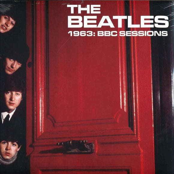 Beatles, The - 1963 Bbc Sessions LP