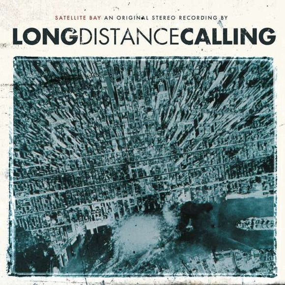 Long Distance Calling - Satellite Bay (reissue) LP