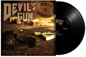 Devils Gun - Dirty N Damned LP