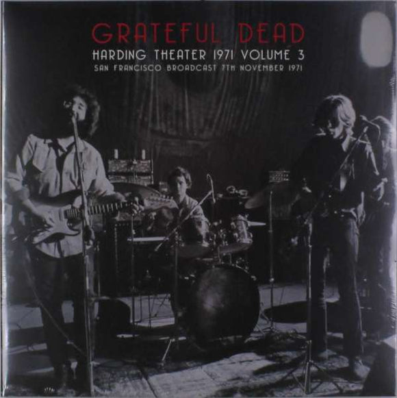 Grateful Dead - Harding Theater 1971 Vol. 3 2xLP