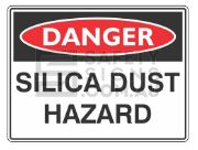 Silica Dust Danger Signs