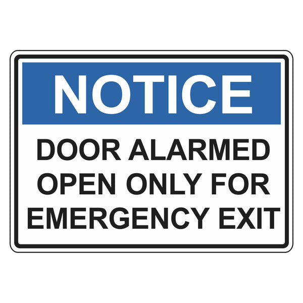 Avoid An Accident Sign - Don't Jump From Heights