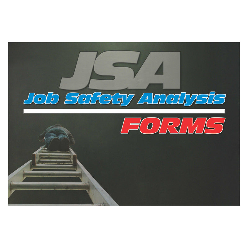 JSA Job Safety Analysis Forms