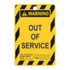 Warning Tags - Out Of Service