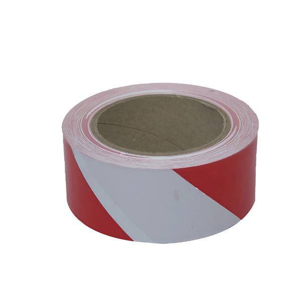 Floor Tape - Red/White