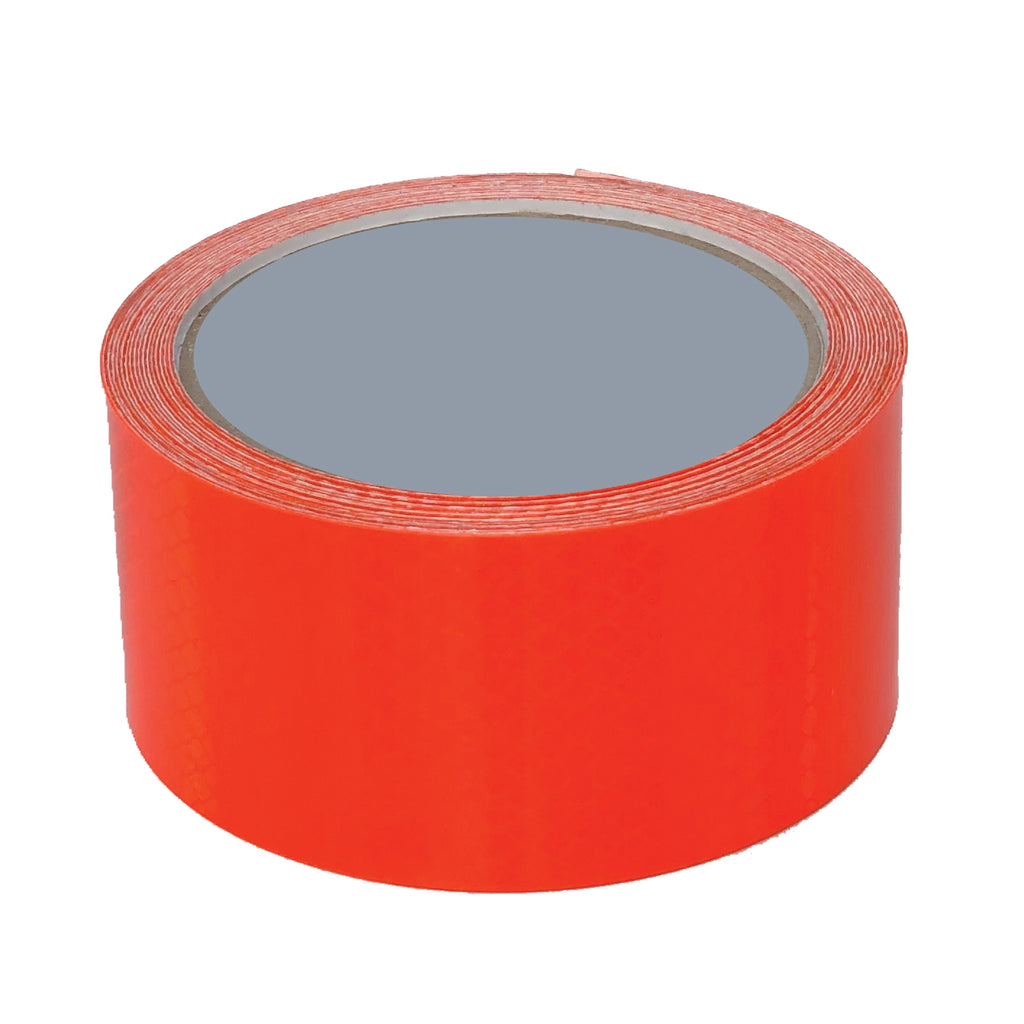 Reflective Tape - Fluorescent Orange