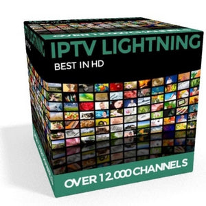 1 YEAR ** IPTV SUBSCRIPTION WORLDWIDE ** PREMIUM FULL HD CHANNELS We  support all devices
