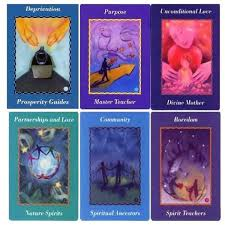 Ask Your Guides Oracle Cards ~ Sonia Choquette