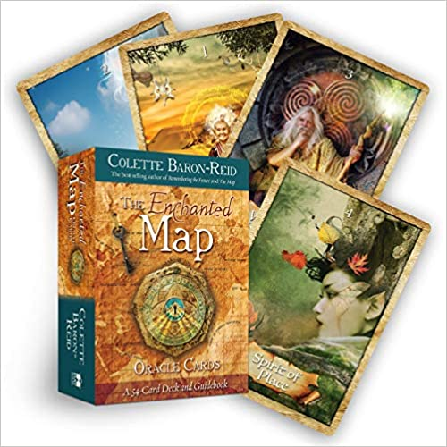 The Enchanted Map Oracle Cards ~Colette Baron-Reid