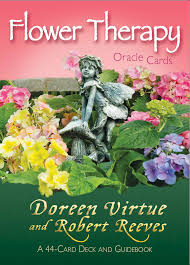 Flower Therapy Oracle Cards - Doreen Virtue