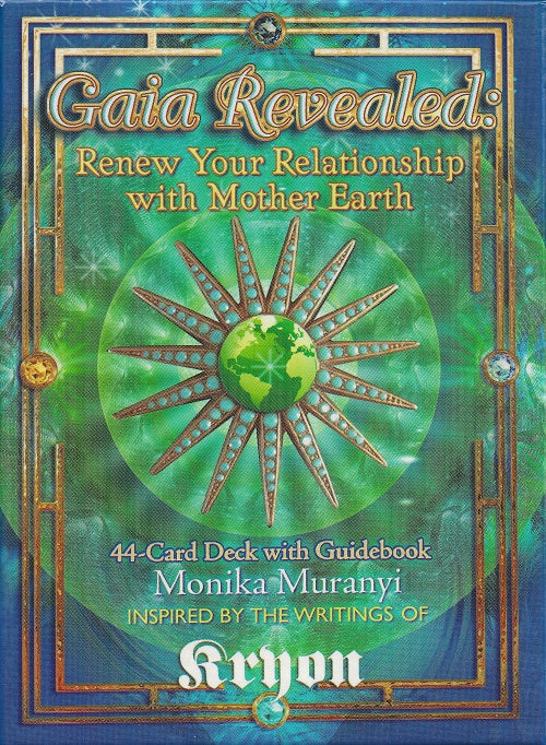 Gaia Revealed ~Monika Muranyi