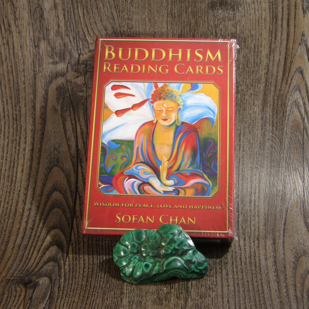 Buddhism Reading Cards