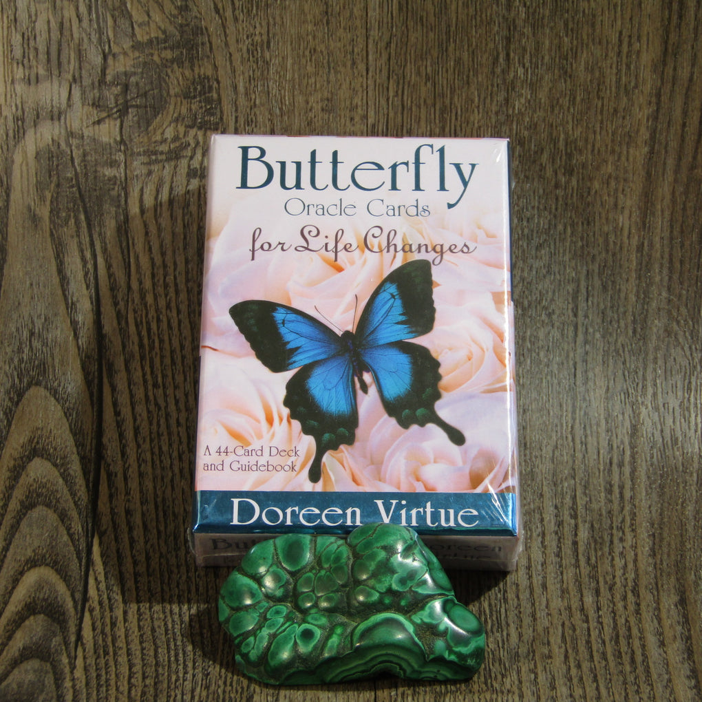 Butterfly Oracle Cards for Life Changes - Doreen Virtue